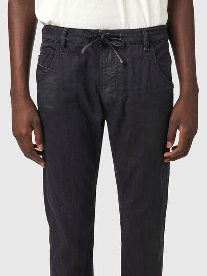 Diesel - Krooley JoggJeans® 069WW, Schwarz/Dunkelgrau - Jeans - Image 3