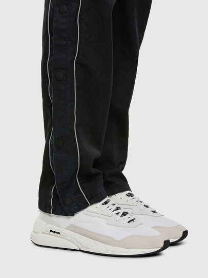 Diesel - Krooley JoggJeans 0KAYO, Schwarz/Dunkelgrau - Jeans - Image 4