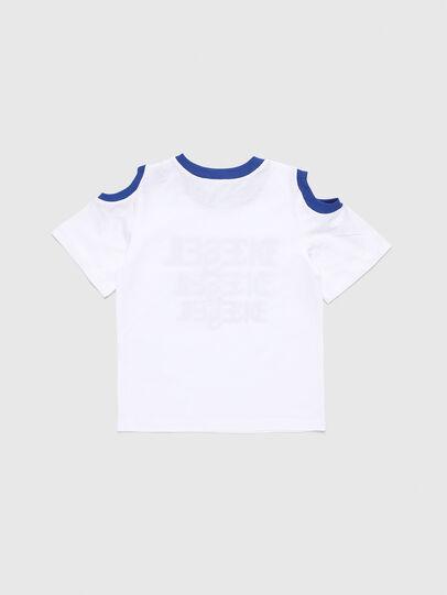 Diesel - TANIURAB, Weiß - T-Shirts und Tops - Image 2