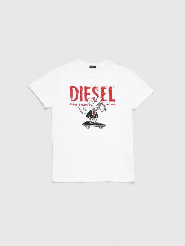 CL-T-DIEGO-1, Weiß - T-Shirts