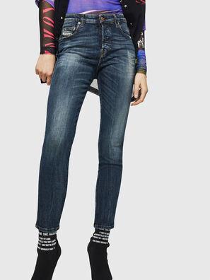 Babhila 069GC, Dunkelblau - Jeans