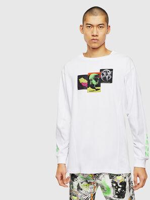 T-GLYNIS-J1, Weiß - T-Shirts