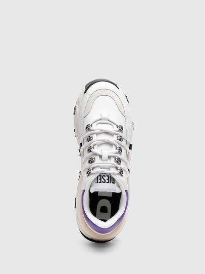Diesel - S-HERBY TREK EVO, Weiss/Violett - Sneakers - Image 6