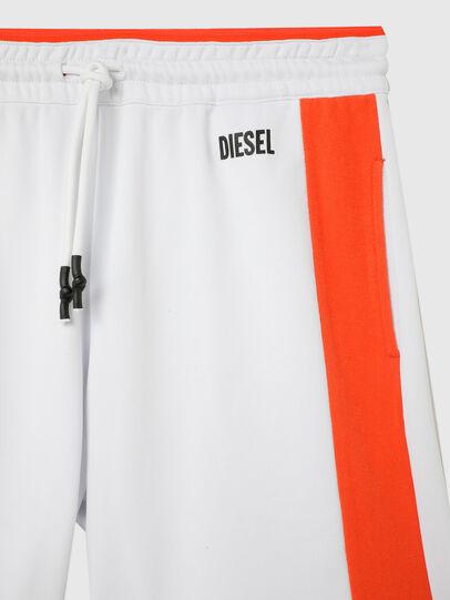 Diesel - UMLB-PAN-SP, Weiss/Orange - Hosen - Image 3
