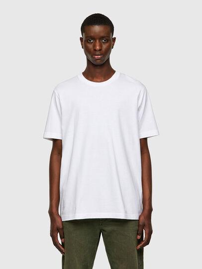 Diesel - T-JUSPOCK, Weiß - T-Shirts - Image 1
