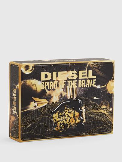 Diesel - SPIRIT OF THE BRAVE 50ML GIFT SET, Schwarz/Gold - Only The Brave - Image 3