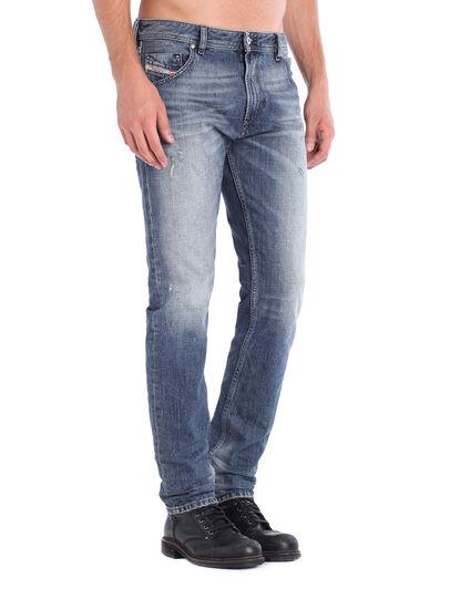 Diesel - Krayver 0833S, Jeansblau - Jeans - Image 2