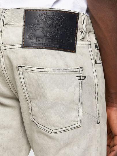 Diesel - D-Kras 009ZC, Hellgrau - Jeans - Image 5