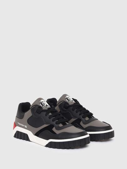 Diesel - S-RUA LOW SK, Grau - Sneakers - Image 2