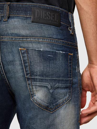 Diesel - Thommer 009JT, Dunkelblau - Jeans - Image 5