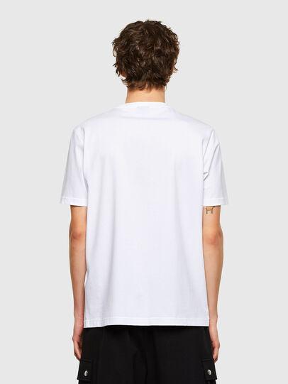 Diesel - T-JUST-E11, Weiß - T-Shirts - Image 2