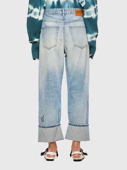 Diesel - D-Reggy 009GZ, Hellblau - Jeans - Image 2