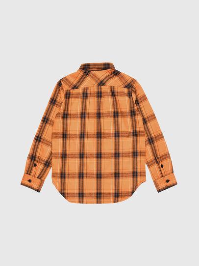 Diesel - COIZE, Orange/Schwarz - Hemden - Image 2