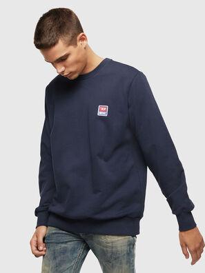 S-GIR-DIV-P, Dunkelblau - Sweatshirts