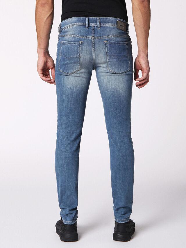 SLEENKER 084RV, Jeansblau