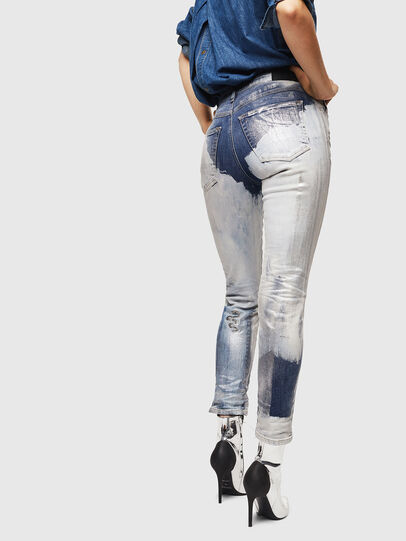 Diesel - Babhila 0094W, Mittelblau - Jeans - Image 2