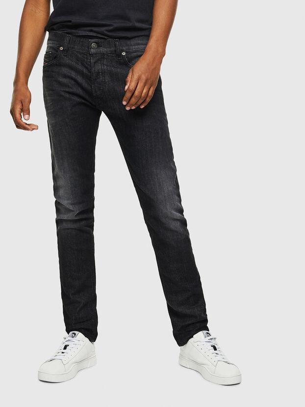 D-Luster 0095K, Schwarz/Dunkelgrau - Jeans