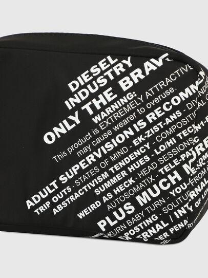 Diesel - KUBELT, Schwarz - Taschen - Image 5