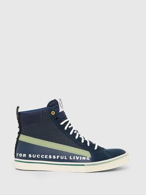 S-DVELOWS MID, Bunt/Blau - Sneakers