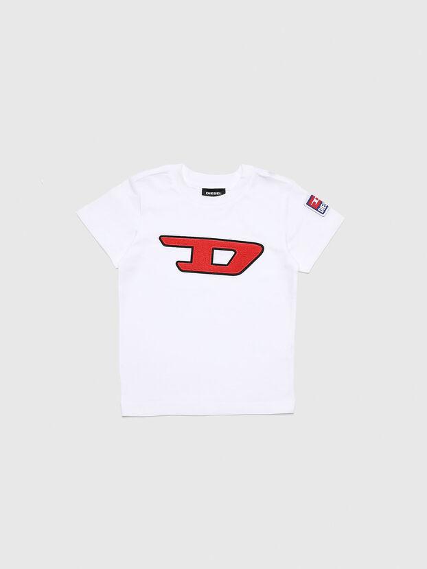 TJUSTDIVISIONB-D-R, Weiß - T-Shirts und Tops