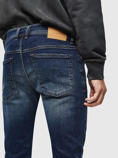 Diesel - Sleenker 086AJ, Mittelblau - Jeans - Image 5