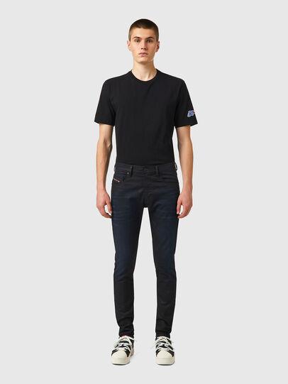 Diesel - D-Strukt JoggJeans® 069XN, Schwarz/Dunkelgrau - Jeans - Image 5