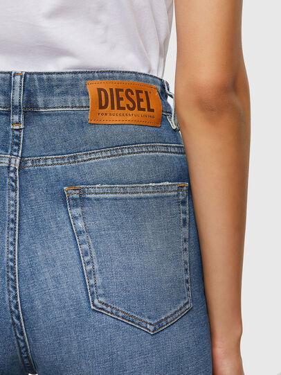 Diesel - D-Eiselle 009HG, Hellblau - Jeans - Image 4