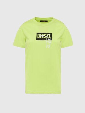 T-SILY-E52, Neongrün - T-Shirts