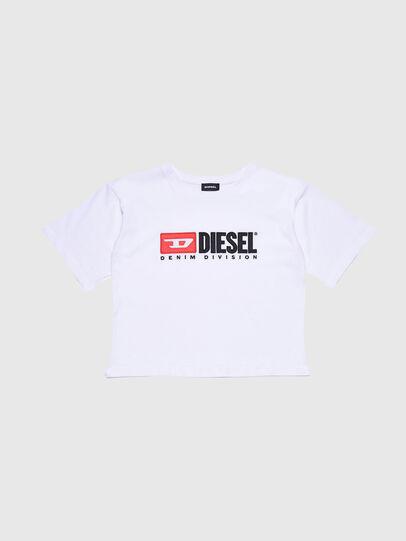 Diesel - TJACKYD, Weiß - T-Shirts und Tops - Image 1