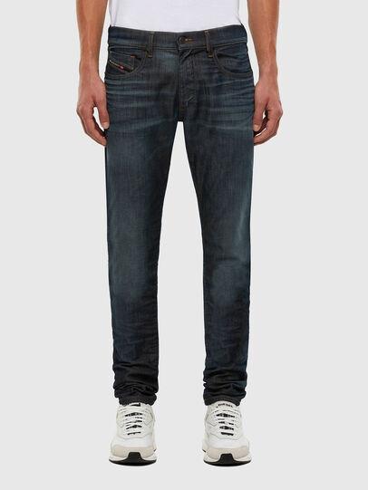 Diesel - D-Strukt JoggJeans 009KJ, Dunkelblau - Jeans - Image 1