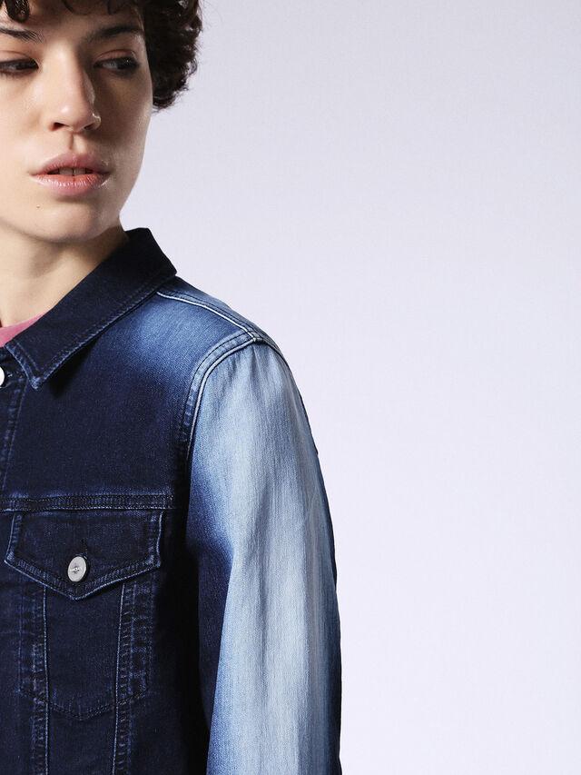 VELVET JOGGJEANS, Jeansblau