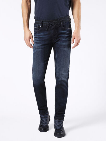 Diesel - Waykee JoggJeans 0676D,  - Jeans - Image 2