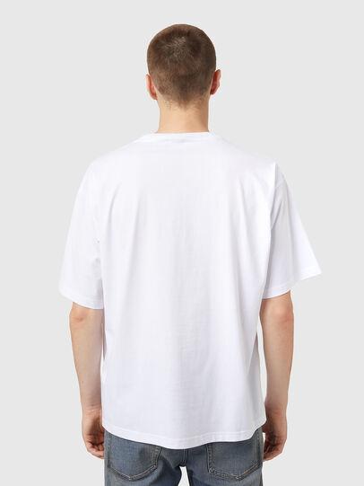 Diesel - T-BALM, Weiß - T-Shirts - Image 2