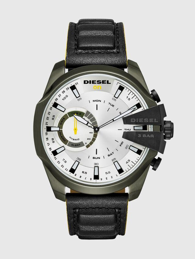 Diesel - DT1012, Schwarz - Smartwatches - Image 2