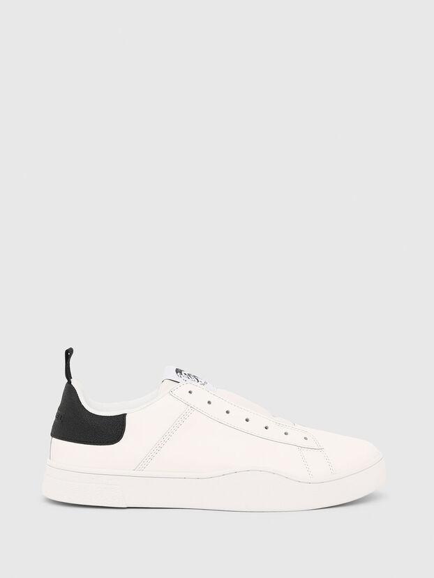 S-CLEVER SO, Weiß/Schwarz - Sneakers
