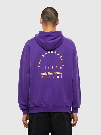 Diesel - S-UMMERZI, Violett - Sweatshirts - Image 2