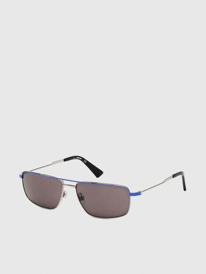 Diesel - DL0308, Blau/Grau - Sonnenbrille - Image 2
