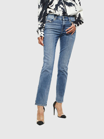 Diesel - Sandy 009AA, Mittelblau - Jeans - Image 1