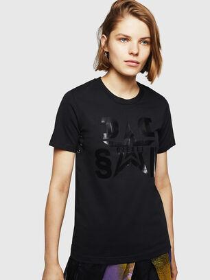 T-SILY-WMA, Schwarz - T-Shirts