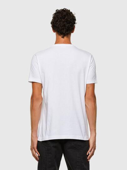 Diesel - T-DIEGOS-N30, Weiß - T-Shirts - Image 2