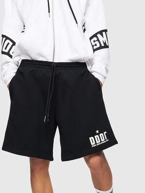 P-ALF-SHORT, Schwarz - Kurze Hosen