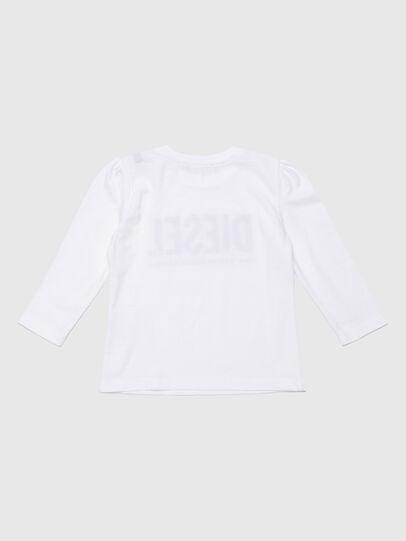 Diesel - TRASSYB, Weiß - T-Shirts und Tops - Image 2