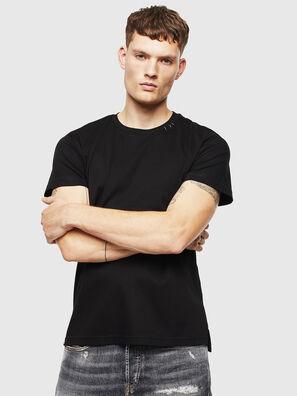 T-GROSSI, Schwarz - T-Shirts