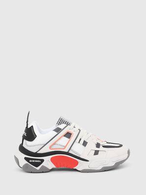 S-KIPPER LOW TREK II, Weiß - Sneakers