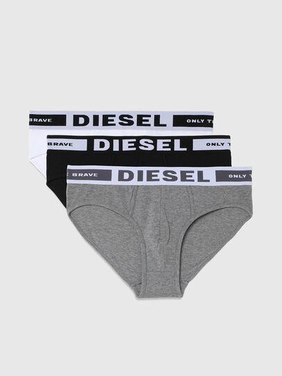 Diesel - UMBR-ANDRETHREEPACK, Schwarz/Grau - Slips - Image 1