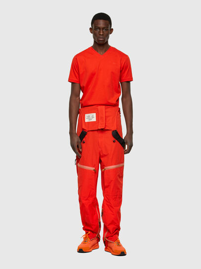 Diesel - S-SERENDIPITY LC, Orange - Sneakers - Image 6