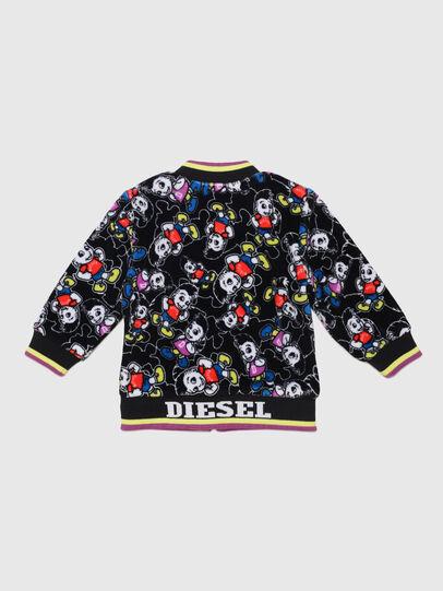 Diesel - SWALLOB, Schwarz - Sweatshirts - Image 2
