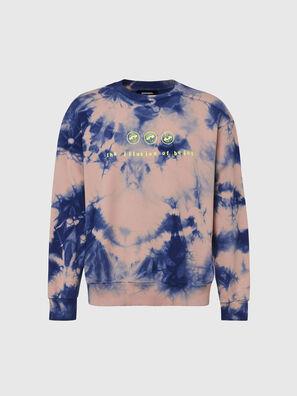 S-BIAY-X10, Rosa/Blau - Sweatshirts