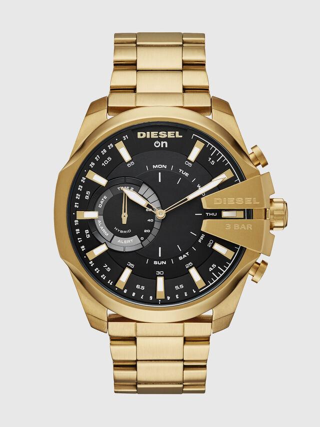 Diesel - DT1013, Gold - Smartwatches - Image 2