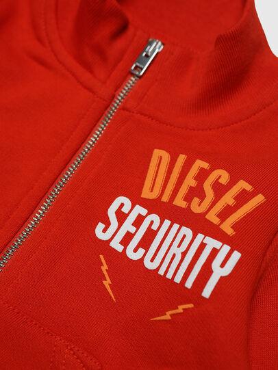 Diesel - SRUTYB, Orange - Sweatshirts - Image 3